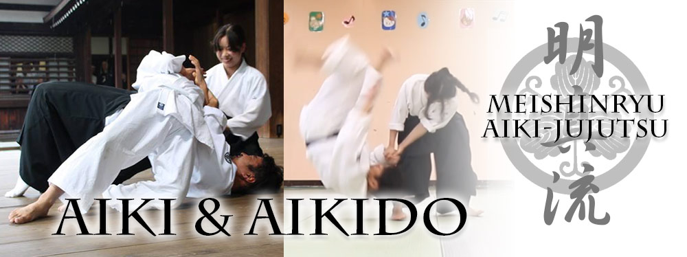 women and aikido